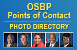OSBP Points of Contact Photo Directory thumbnail